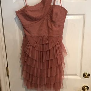 Pink blush BCBG Dress Size 12